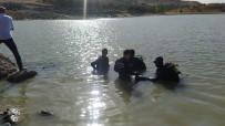 AGİT - Serinlemek Için Gölete Giren Küçük Kizin Cansiz Bedeni Bulundu