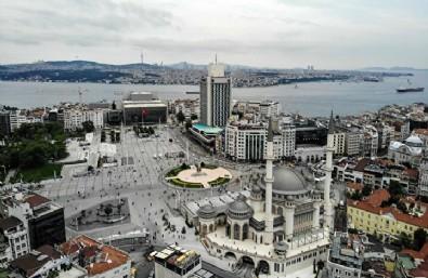 Taksim'in yeni silüeti AKM ile ortaya çıktı!
