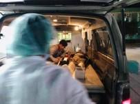 KABIL - Afganistan'da Mayin Patlamasi Açiklamasi 5 Ölü, 18 Yarali