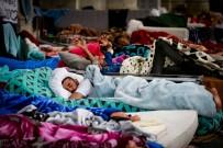 GREV - Brüksel'de Kaçak Göçmenlerin Kilisedeki Açlik Grevi 29. Gününü Geride Birakti