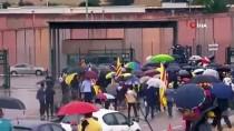 YÜKSEK MAHKEME - Cezaevinden Çikan Ayrilikçi Katalan Siyasetçiler Ispanyol Devletine Meydan Okumaya Devam Etti