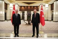 MEHMET ÖZHASEKI - Cumhurbaskani Erdogan, Baskan Yüce'den Sakarya'yi Dinledi