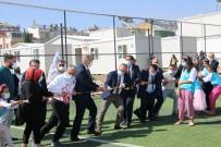 ERKAYA YIRIK - Depremzede Çocuklar Geleneksel Oyunlarla  Eglendi