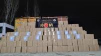 KAÇAK ALKOL - Gaziantep'te 12 Ton Kaçak Etil Alkol Ele Geçirildi