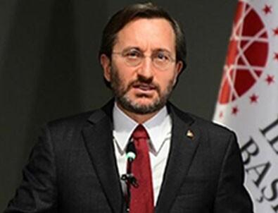 İletişim Başkanı Fahrettin Altun'dan, Lütfü Türkkan'ın korumalarının darp ettiği Mustafa Uslu'ya geçmiş olsun telefonu!