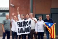 MUHALEFET PARTİLERİ - Ispanya'da Af Çikarilan 9 Ayrilikçi Katalan Lider Tahliye Oldu