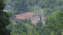 LÜTFÜ TÜRKKAN - İYİ Partili Lütfü Türkkan'ın çiftliğinde tam 26 kaçak yapı yıkıldı