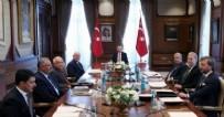 CUMHURBAŞKANLIĞI - Kurul, Başkan Erdoğan liderliğinde toplandı!