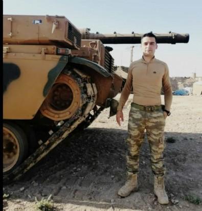 Kuzey Irak'ta uzman çavuş, atılan bombayı bacaklarıyla patlattı
