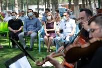 HASTANE YÖNETİMİ - Manisa Ruh Sagligi Personeline Moral Konseri