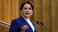 MERAL AKŞENER - Meral Akşener Türkiye'nin Afganistan'da bulunmasına karşı çıktı