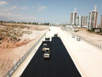 HÜSEYIN AKSOY - Mersin'de 4. Çevre Yolu Çalismalari Sürüyor