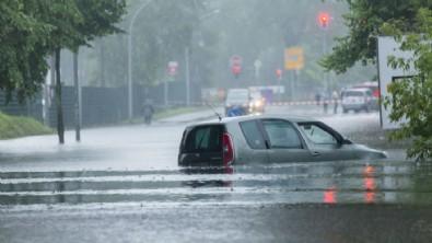 Meteoroloji'den ani sel ve su baskını uyarısı!