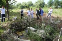 ARKEOLOJI - Nilüfer'den Gölyazi Arkeolojik Kazilarina Tam Destek
