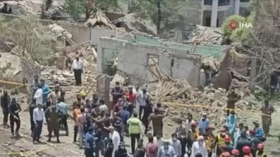 Pakistan'daki Patlamada Ölü Sayisi 4'E Yükseldi
