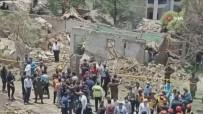 PENCAP - Pakistan'daki Patlamada Ölü Sayisi 4'E Yükseldi