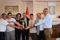 SÜLEYMAN DEMİREL - Süleyman Demirel Fen Lisesi Satrançta Türkiye Sampiyonu Oldu