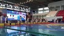 TURKCELL - Yüzmede Milli Takim Seçmeleri Edirne'de Sürüyor