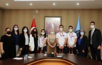 SIMÜLASYON - Akdeniz Üniversitesi Paramedik Ögrencileri II.Medic Games Ambulans Rallisi'nde Üçüncü Oldu