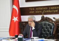 HATUNSUYU - Baskan Güder, Tekstilkent Projesi'ni Anlatti