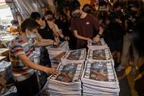 MEDYA PATRONU - Hong Kong'da Muhalif Apple Daily Gazetesi Kapatildi