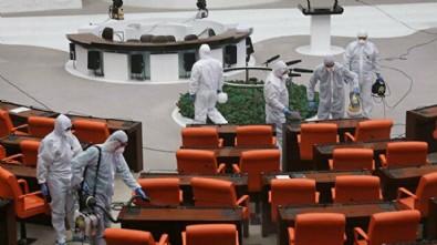 Meclis'te delta varyantı alarmı: CHP'li vekilin danışmanı karantinaya alındı