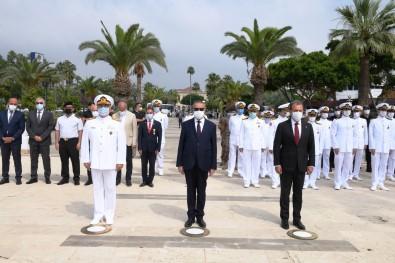 Refah Silebinde Sehit Olan 167 Denizci Törenle Anildi