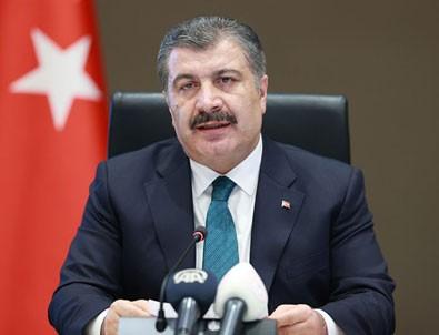 Sağlık Bakanı Fahrettin Koca'dan 18 yaş için aşı çağrısı!