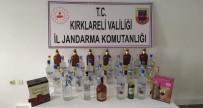 KAÇAK ALKOL - Trakya'da Kaçak Alkol Satisina Geçit Yok