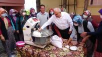 BAZLAMA - Yörük Kadinlari Hamur Yogurma Makinesiyle Tanisti