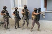ÇELİK YELEK - Adana'da Suç Örgütü Operasyonu Açiklamasi 28 Gözalti