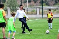 HENTBOL - Altindag'da Spor Dolu Yaz Tatili Basladi