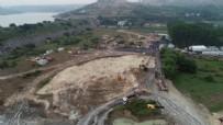 RECEP TAYYİP ERDOĞAN - Asrın projesi Kanal İstanbul'da ilk temel Başkan Erdoğan'ın katılacağı törenle yarın atılacak