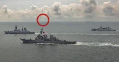 İngiliz savaş gemisine uyarı ateşi açılmıştı: Rusya görüntüleri paylaştı! İşte Karadeniz'deki sıcak dakikalar...