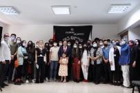 MEDENİYETLER - Keçiören Belediye Baskani Altinok'tan YKS'ya Girecek Ögrencilere Moral