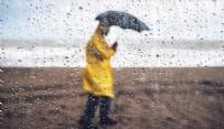 HAVA DURUMU - Meteorolojiden sağanak ve kuvvetli yağış uyarısı