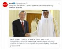 SÖZCÜ GAZETESI - Sözcü'nün haberi yine yalan çıktı! 'Katarlı gençler sınavsız girecek' algısına büyük tepki