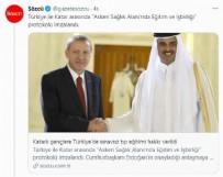 SÖZCÜ GAZETESI - YKS'ye sayılı saatler kala Sözcü gazetesinden yeni algı operasyonu: Katar'la imzalanan protokolü 'sınavsız üniversite' diye servis etti