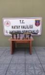 PIYADE - Hatay'da Silah Kaçakçiligi Operasyonu