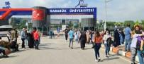 TRAFİK POLİSİ - Karabük'te Adaylarin YKS Maratonu