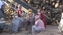 MASAJ - Sabah Ise Basladigi Kereste Isletmesinde Aksam Hayatini Kaybetti
