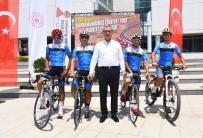 UNESCO - 'Uluslararasi Kahramanmaras Edebiyat Yolu Bisiklet Yarisi' 3-4 Temmuz'da