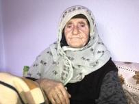 GÖKMEN - 100 Yasindaki Müzeyyen Nineye Polis Sefkati