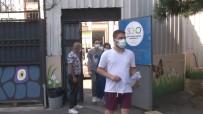 FEN BILIMLERI - Istanbul'da AYT Sinavi Heyecani