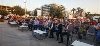 TİYATRO OYUNCUSU - Kusadasi Ülkü Ocaklari Uyusturucuya 'Dur' Dedi