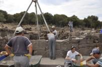 CELAL BAYAR ÜNIVERSITESI - Antik Çagda Susuzluga Yagmur Suyu Sarniçlariyla Çözüm