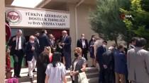 ERMENISTAN - Baskent'te Azerbaycan Evi Açildi