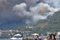 MARMARİS'TEKİ ORMAN YANGINI - Marmaris'teki yangında şehit olan Görkem Hasdemir'den geriye bu kareler kaldı...