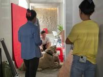 ÇİNLİ - Kamboçya'da Tiktok'da Videolari Yayinlanan Aslana Devlet El Koydu