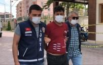 MANSUR - Karisinin Iliski Yasadigi Adami Öldürdü, 'Içim Rahatladi' Dedi